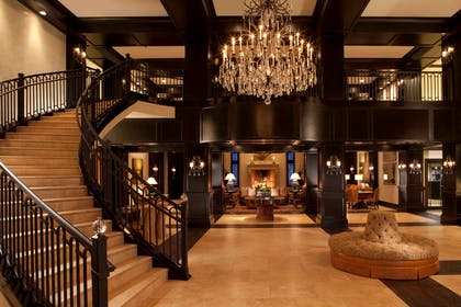 Lobby | Waldorf Astoria Park City