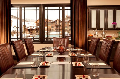 Meeting Room | Waldorf Astoria Park City