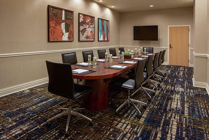 Meeting Room | DoubleTree Suites by Hilton Hotel Salt Lake City Downtown