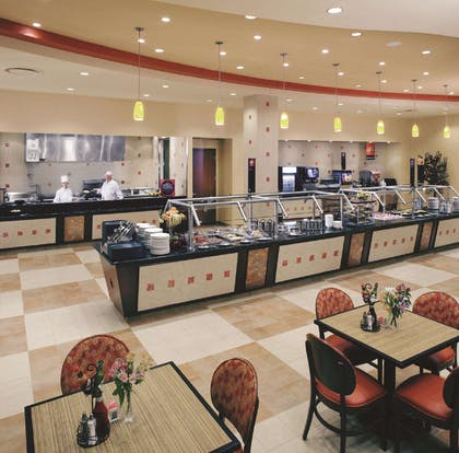Restaurant | Embassy Suites San Marcos - Hotel, Spa & Conference Center