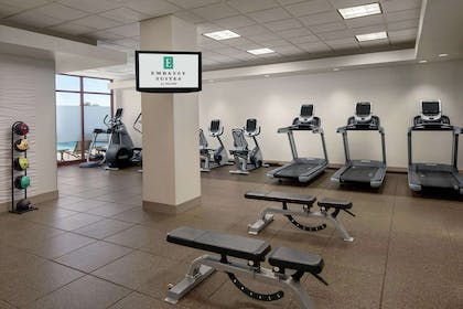 Health club | Embassy Suites San Marcos - Hotel, Spa & Conference Center