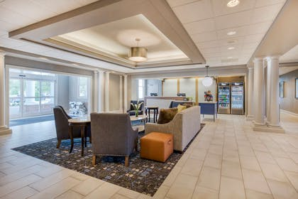 Lobby   Homewood Suites by Hilton Olmsted Village