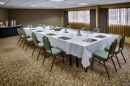 Meeting Room | DoubleTree by Hilton Spokane City Center