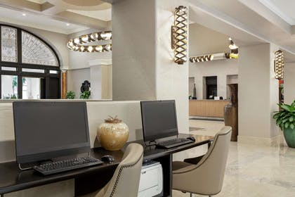 Business Center | Embassy Suites by Hilton Santa Ana Orange County Airport