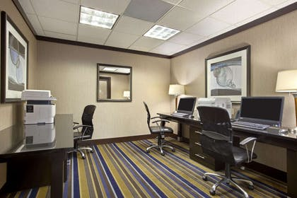 Business Center | Embassy Suites St. Louis - Airport