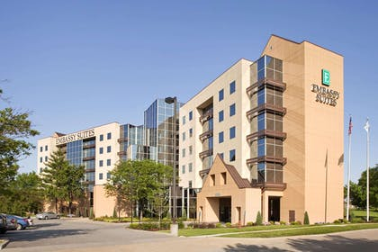 Exterior | Embassy Suites St. Louis - Airport