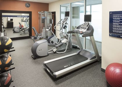 Health club | Hampton Inn & Suites St. Louis at Forest Park