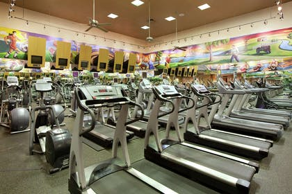 Health club | DoubleTree by Hilton Hotel St. Louis - Chesterfield