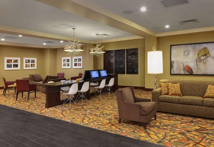 Business Center | DoubleTree by Hilton Hotel St. Louis - Chesterfield