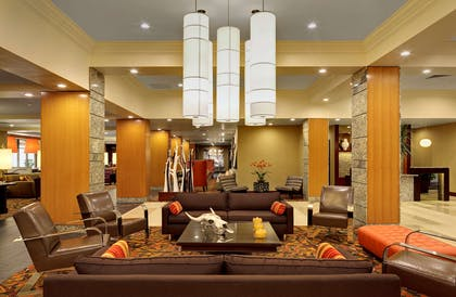 Reception   DoubleTree by Hilton Hotel St. Louis - Chesterfield