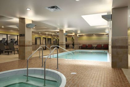 Pool | Embassy Suites by Hilton St. Louis Downtown