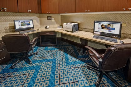 Business Center | Hampton Inn and Suites Stuart-North, FL
