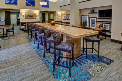 Reception | Hampton Inn and Suites Stuart-North, FL