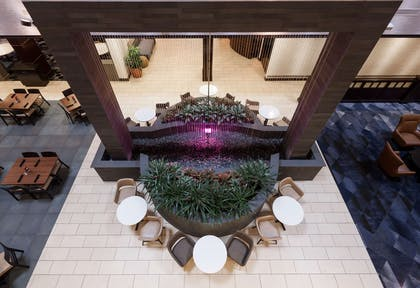 Lobby | Embassy Suites by Hilton Tampa Brandon