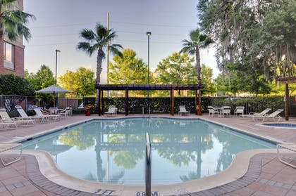 Pool | Hilton Garden Inn Tampa East/Brandon