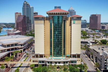 Exterior | Embassy Suites by Hilton Tampa Downtown Convention Center