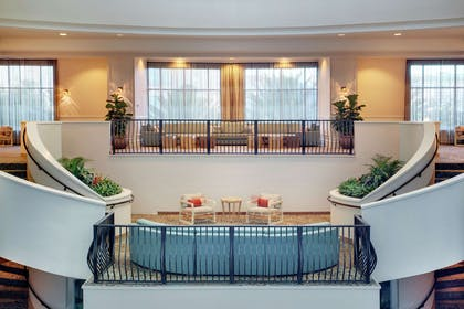 Lobby   Embassy Suites by Hilton Tampa Downtown Convention Center