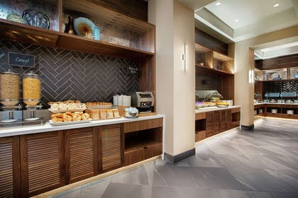 Breakfast Area   Embassy Suites by Hilton Tampa Downtown Convention Center