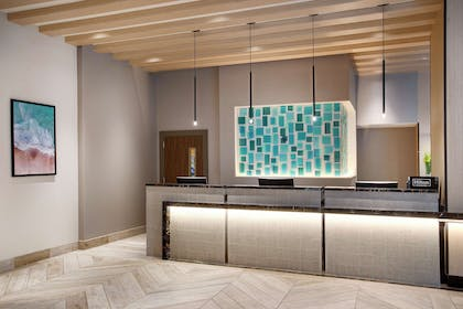 Reception   Embassy Suites by Hilton Tampa Downtown Convention Center
