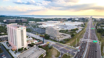 Exterior | Embassy Suites by Hilton Tampa Airport Westshore