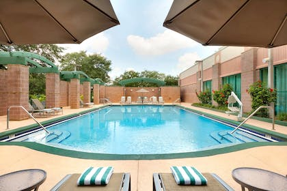 Pool   Embassy Suites by Hilton Tampa USF Near Busch Gardens