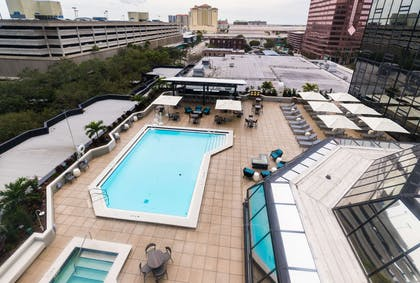 Pool | Hilton Tampa Downtown