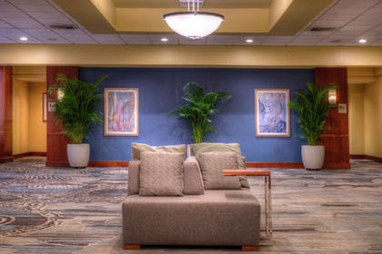 Lobby | DoubleTree by Hilton Hotel Tampa Airport - Westshore