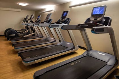 Health club | DoubleTree by Hilton Hotel Tampa Airport - Westshore