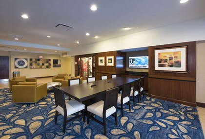 Reception | DoubleTree by Hilton Hotel Tampa Airport - Westshore