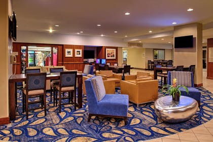 Lobby   DoubleTree by Hilton Hotel Tampa Airport - Westshore