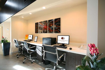 Business Center | DoubleTree Suites by Hilton Hotel Tucson Airport