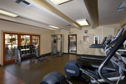 Health club | DoubleTree Suites by Hilton Hotel Tucson Airport