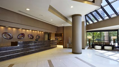 Reception | Embassy Suites by Hilton Crystal City National Airport