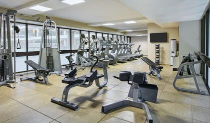 Health club | Embassy Suites by Hilton Washington D.C. Georgetown
