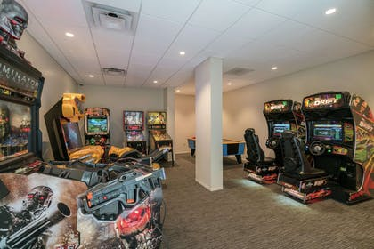 Recreational Facility | Embassy Suites by Hilton Washington D.C. Georgetown