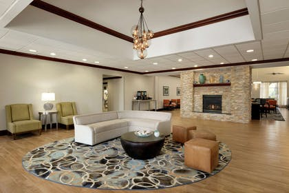 Lobby | Homewood Suites by Hilton Dulles-North/Loudoun