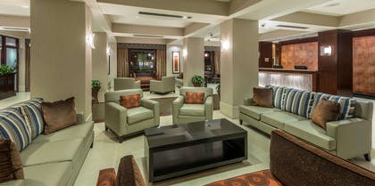 Reception   Embassy Suites by Hilton Alexandria Old Town