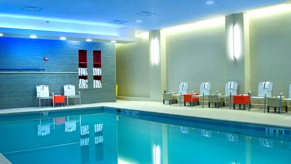 Pool   Embassy Suites by Hilton Alexandria Old Town