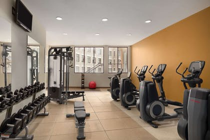 Health club fitness center gym   Embassy Suites by Hilton Alexandria Old Town