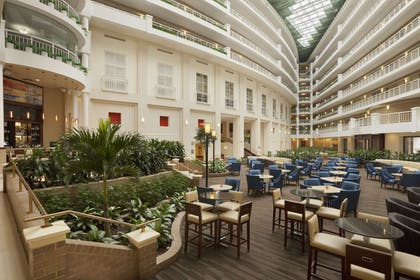 Lobby | Embassy Suites by Hilton Alexandria Old Town