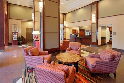Reception | Hampton Inn & Suites Reagan National Airport - Crystal City