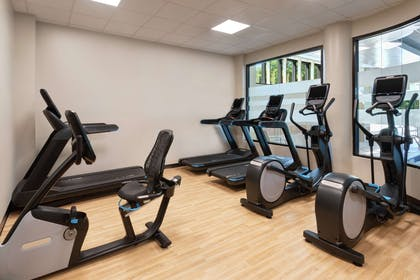 Health club fitness center gym   Embassy Suites by Hilton Tysons Corner