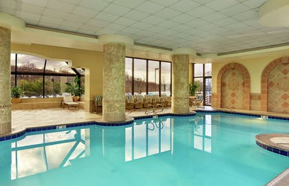 Pool   Embassy Suites by Hilton Tysons Corner