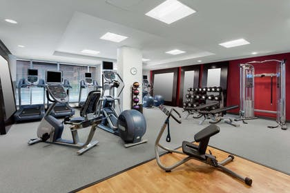 Health club | Hilton Garden Inn Washington DC/Georgetown Area