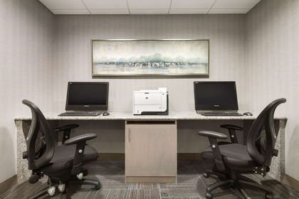 Business Center | Homewood Suites by Hilton Williamsburg