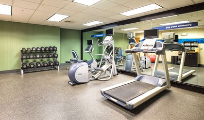 Health club | Hampton Inn Waterville