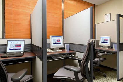Business Center | Hilton Vancouver Airport