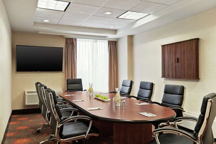 Meeting Room | Hilton Garden Inn Saskatoon Downtown, Canada