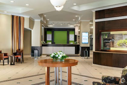 Reception | Hilton Garden Inn Saskatoon Downtown, Canada