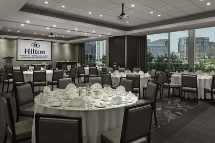 Meeting Room | Hilton Toronto/Markham Suites Conference Centre & Spa
